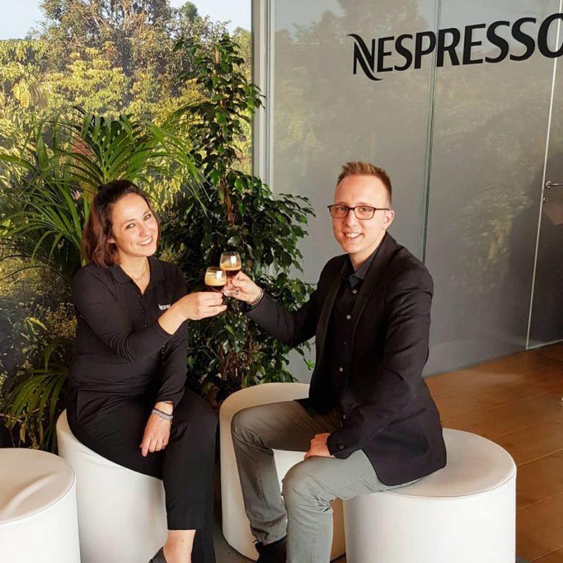 Christopher Grassini - Nespresso
