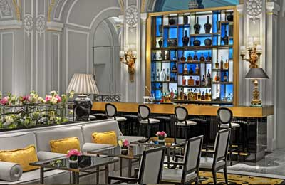 Lumen Bar St Regis Roma - Christopher Grassini
