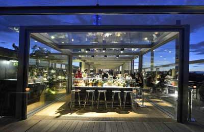 Osteria Con Vista Terrazza Triennale Milano - Christopher Grassini