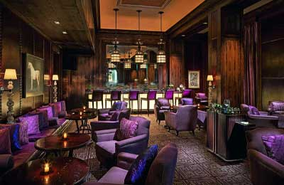 Hendrick's Bar Four Season Hotel Dubai - Christopher Grassini